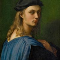 Bindo Altoviti - Raphael