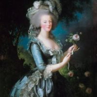 Marie Antoinette - Vigée-Le Brun