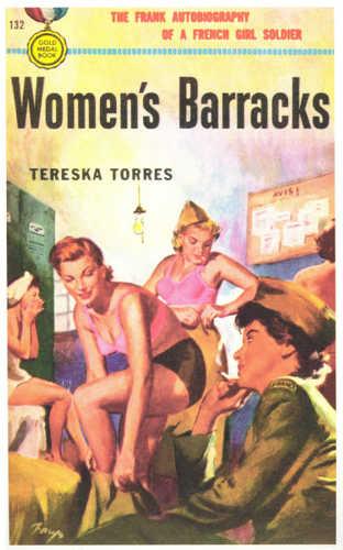 Women's Barracks Cover