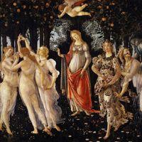 Primavera - Botticelli
