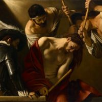 The Crowning With Thorns - Caravaggio